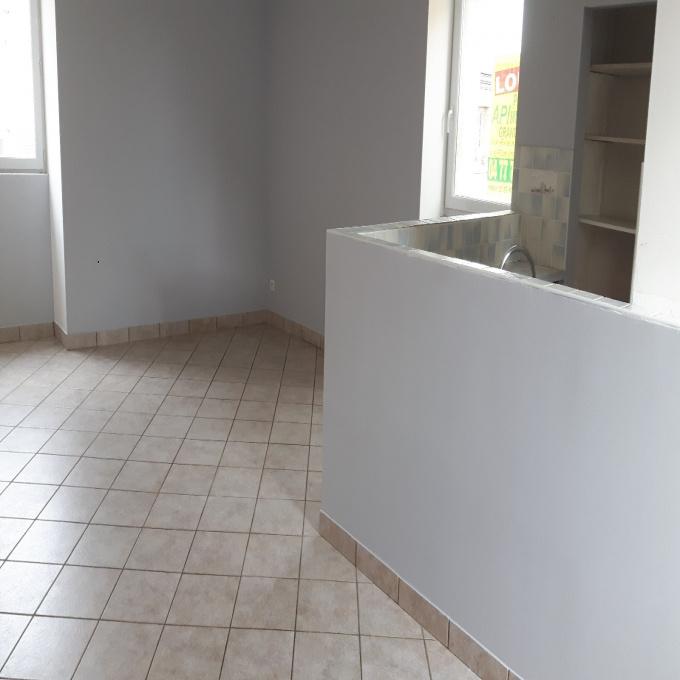 Offres de location Appartement Saint-Paul-en-Jarez (42740)