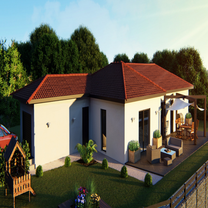 Programme neuf Villa Saint-Prim (38370)